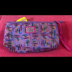 Crayola Insulated Lunch Bag